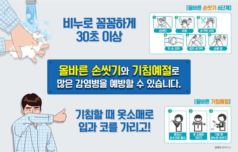 감염병예방(손기침)_포스터(가로형).png